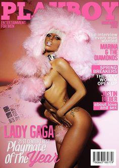 Lady Gaga- Playboy