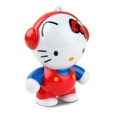 Headphonies Hello Kitty, $15, now featured on Fab.