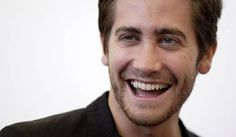 Jake Gyllenhaal. Yes. It's because he's attractive lol