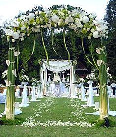 arche fleurs
