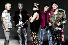 BIGBANG - Bad Boy era - T.O.P - GD - Daesung - Taeyang - Seungri