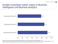 Der Markt für Business Intelligence und Business Analytics in Deutschland