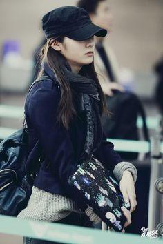 130401 krystal's airport fashion