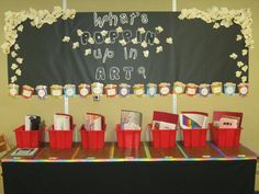 Bulletin Boards to Remember: Back to School - Food Theme