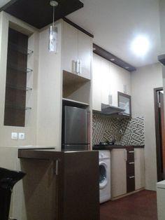 Design Interior Apartement Minimalis Murah Infinity Jakarta Intended For Apartemen