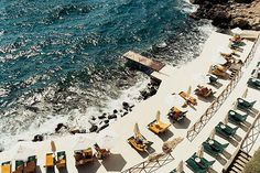 Let's get away.  Il Pellicano hotel, on the peninsula of Argentario, Tuscany