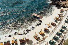Il Pellicano hotel, on the peninsula of Argentario, Maremma, Tuscany
