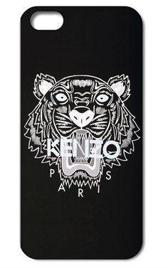 New Design KENZOE Paris Tiger Hard Case for iphone 4/4s/5/5s/5c/6/6plus Cover