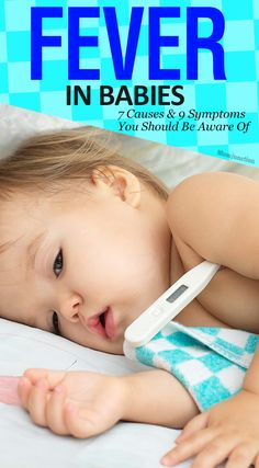 Fever In Babies – Everything You Should Be Aware Of #kids #parenting #newmoms #kidshealth