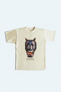 TUNG tshirt - Hannya mask tshirts from Japan culture, available on www.tungproduction.com