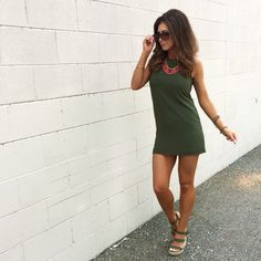 Olive or Army Green