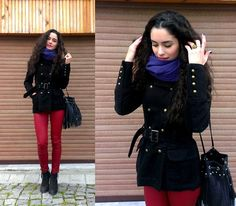 COLD (by Berrilla B) http://lookbook.nu/look/4527621-COLD