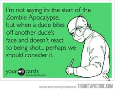 We should consider it…