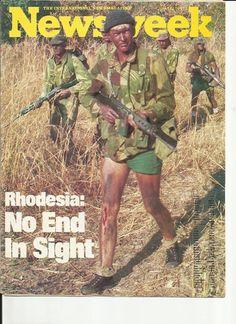 Rhodesian civil war