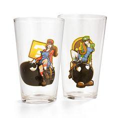 Bombshell Gaming Pint Glass 4-Pack