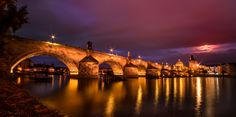 Charles bridge, Prag... by Hakki Dogan on 500px