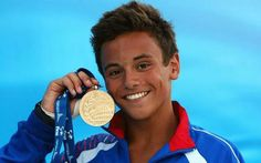 tom daley, wooohoooo! congratulations on the Bronze medal!! #teamGB #london2012