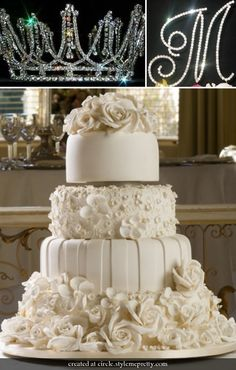 my cake will be kinda like this I think.. And Buddy Valastro is making it:)