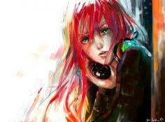 "Photo from album ""Arts by Jon Lock"" on Yandex. Anime Art Fantasy, Fantasy World, Fisheye Placebo, Yuumei Art, Character Inspiration, Character Design, Coaching, Girls With Red Hair, New Wave"