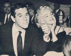 Marilyn Monroe & Milton Greene