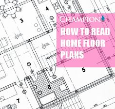 Floor plans on pinterest modular homes modular home for How to read blueprints