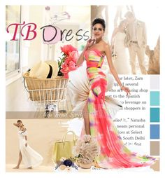 """""""TBDress 1/1."""" by zura-b ❤ liked on Polyvore featuring Seed Design, dress, women and tbdress"""