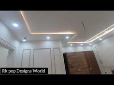 Hall pop Designs - YouTube Ceiling Design Living Room, Living Room Designs, Pop Design Photo, Simple False Ceiling Design, House Design, Bedroom, Youtube, Bedrooms, Decorating Living Rooms