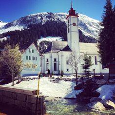 Beautiful Andermatt, Switzerland! #switzerland #winter #love Places Around The World, Around The Worlds, Andermatt, San Francisco Ferry, Switzerland, Places To Go, Beautiful Places, Building, Winter