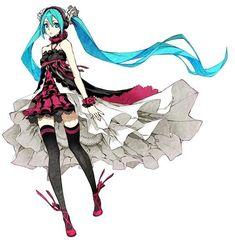 Hatsune Miku Render by MjssVanny on DeviantArt Hatsune Miku, Character Art, Character Design, Character Reference, 7th Dragon, Vocaloid Characters, Otaku Mode, Fandom, Kawaii