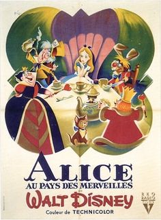 Alice au pays des merveilles - Clyde Geronimi et Wilfred Jackson