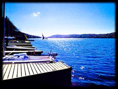Easter Sun on Windermere