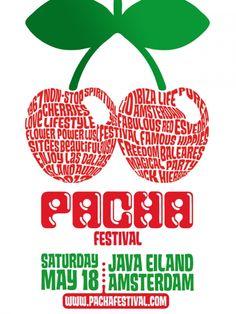 Pacha Festival 2013 In Javaeiland, Amsterdam