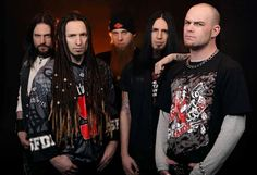 Five Finger Death Punch.<3