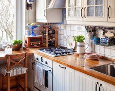 Kicsi konyha, nagy kihívás – 10 szuper ötlet