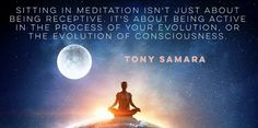 New Series of Daily Energy Transmissions with Tony Samara • Starting November 3rd, 2017