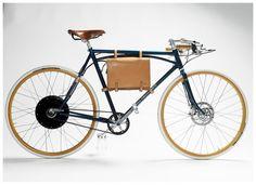 Vienna Bikeworks eBike by Peter Gross
