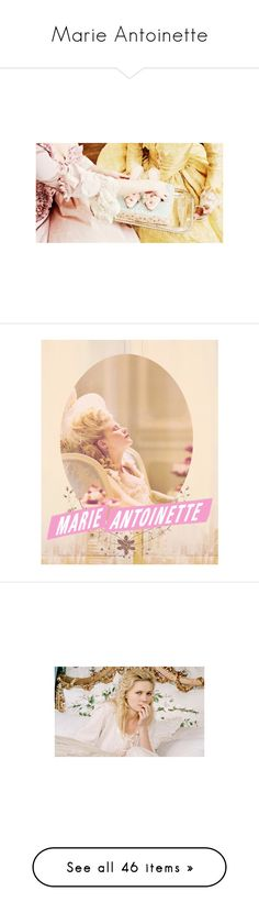 """""""Marie Antoinette"""" by fandoms-have-eaten-my-soul ❤ liked on Polyvore featuring pictures, marie antoinette, photos, people, backgrounds, marie, kristen dunst, pics, movies and pink"""
