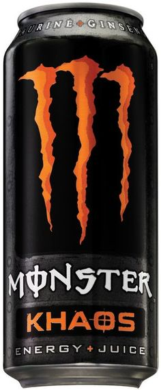 I'm learning all about Monster Khaos 16 Oz Primary Energy   Juice Drink   Can at @Influenster!
