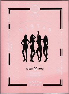 Images for Sistar - Touch N Move (The Second Mini Album)