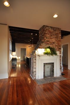 Pearson is a renovation of an historic home by Lobo Builders, LLC.