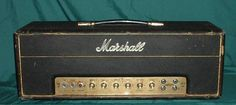 Marshall Jtm 45 from 1966 & BLOCK LOGO 4X12 CAB