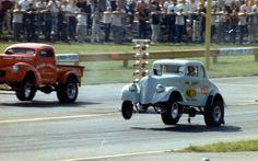 Vintage Drag Racing - Gassers