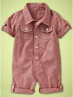 Wish this was in white or linen, would use for a baby boy blessing outfit Gap $20.00 https://presentbaby.com #babyboyoutfits
