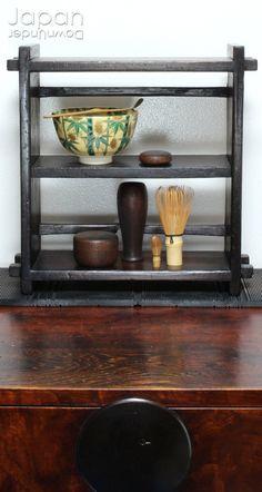 Japanese Home Decor, Japanese Interior, Japanese Furniture, Bamboo Stalks, Japanese Tea Ceremony, Chawan, Japanese Ceramics, Pottery Making, Tea Bowls
