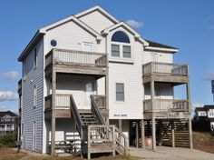 Outer Banks Vacation Rentals | Nags Head Vacation Rentals | Belle Haven | 6 Bedroom Oceanside House $3865, community pool, hot tub, pool table, pet friendly, less then 500 fro beach