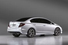 2014 Honda Civic Si Sedan Civic Concept – TopIsMagazine