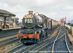 David Heys steam diesel photo collection - 22 - BR WESTERN REGION - 2