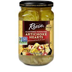 Quartered Marinated Artichoke Hearts | Reese Specialty Foods | Sauteé ...
