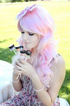 pretty #PinkHair
