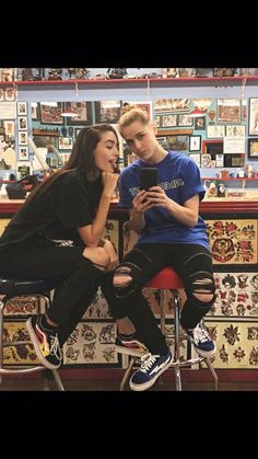 Karin & Skyler - Karin & Skyler Source by - Lesbian Outfits, Gay Outfit, Cute Lesbian Couples, Tomboy Outfits, Lesbian Love, Cute Couples Goals, Tomboy Fashion, Girl Outfits, Boyish Outfits